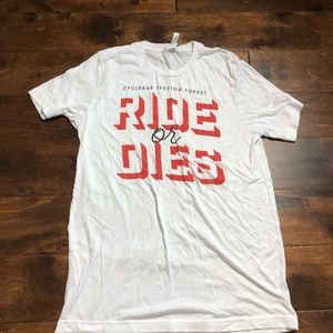 Ride Or Dies Cyclebar Shirt